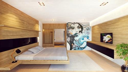 חדרי שינה