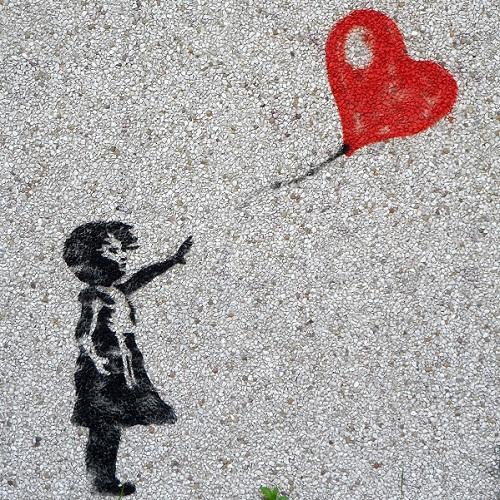 אומנות רחוב, גני ילדים, חדרי ילדים